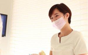将来的なお口の健康も見据えて診療