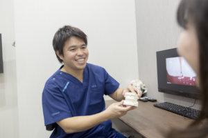 小野原の平野歯科クリニック-カウンセリングルーム