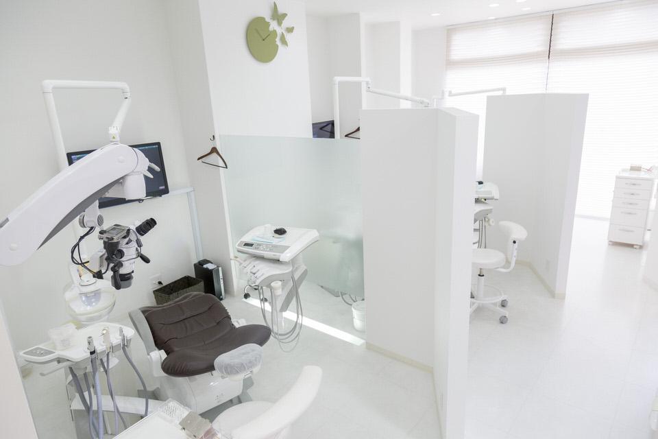 予防歯科に力を入れています